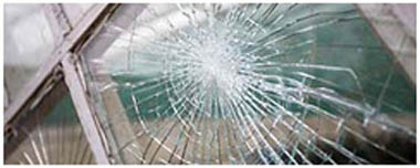 Haslingden Smashed Glass
